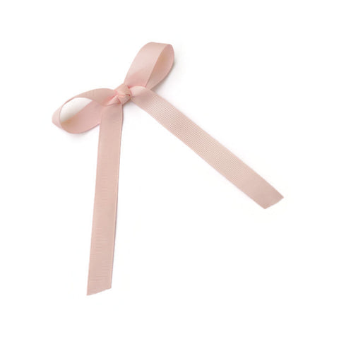 Light Pink Wendy Bow - Livie Loo's