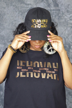 The Jehovah Specialty T - Virtuous Fashion Designz/God's Truth Clothing