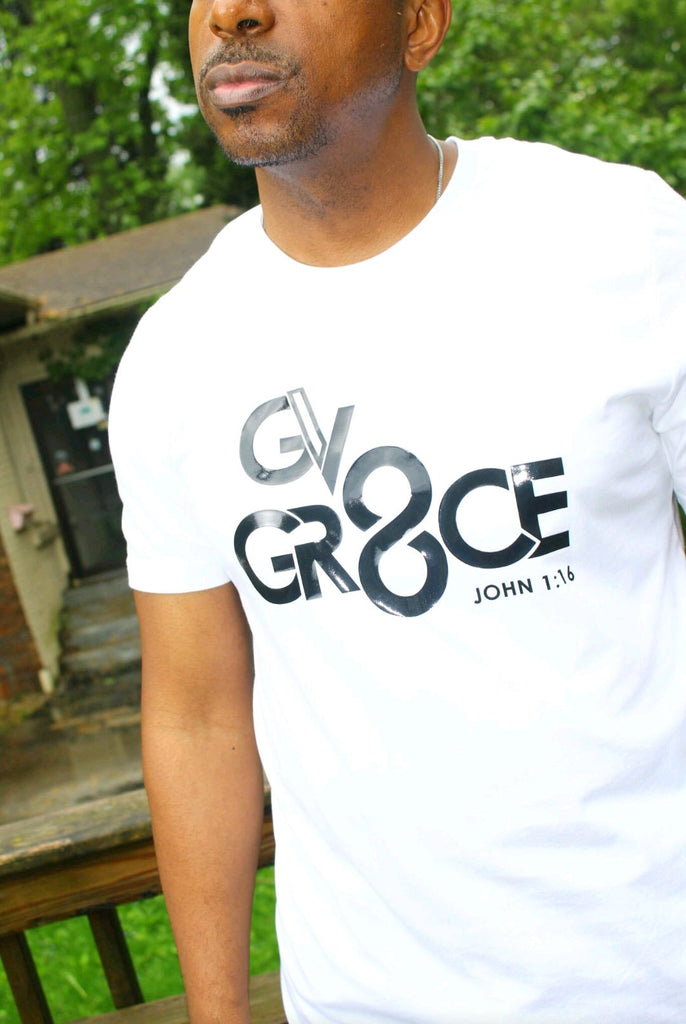 GV GR8CE SPECIALTY T - Virtuous Fashion Designz/God's Truth Clothing