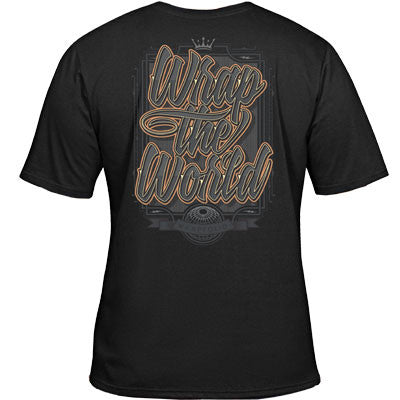 Wrap The World Tee