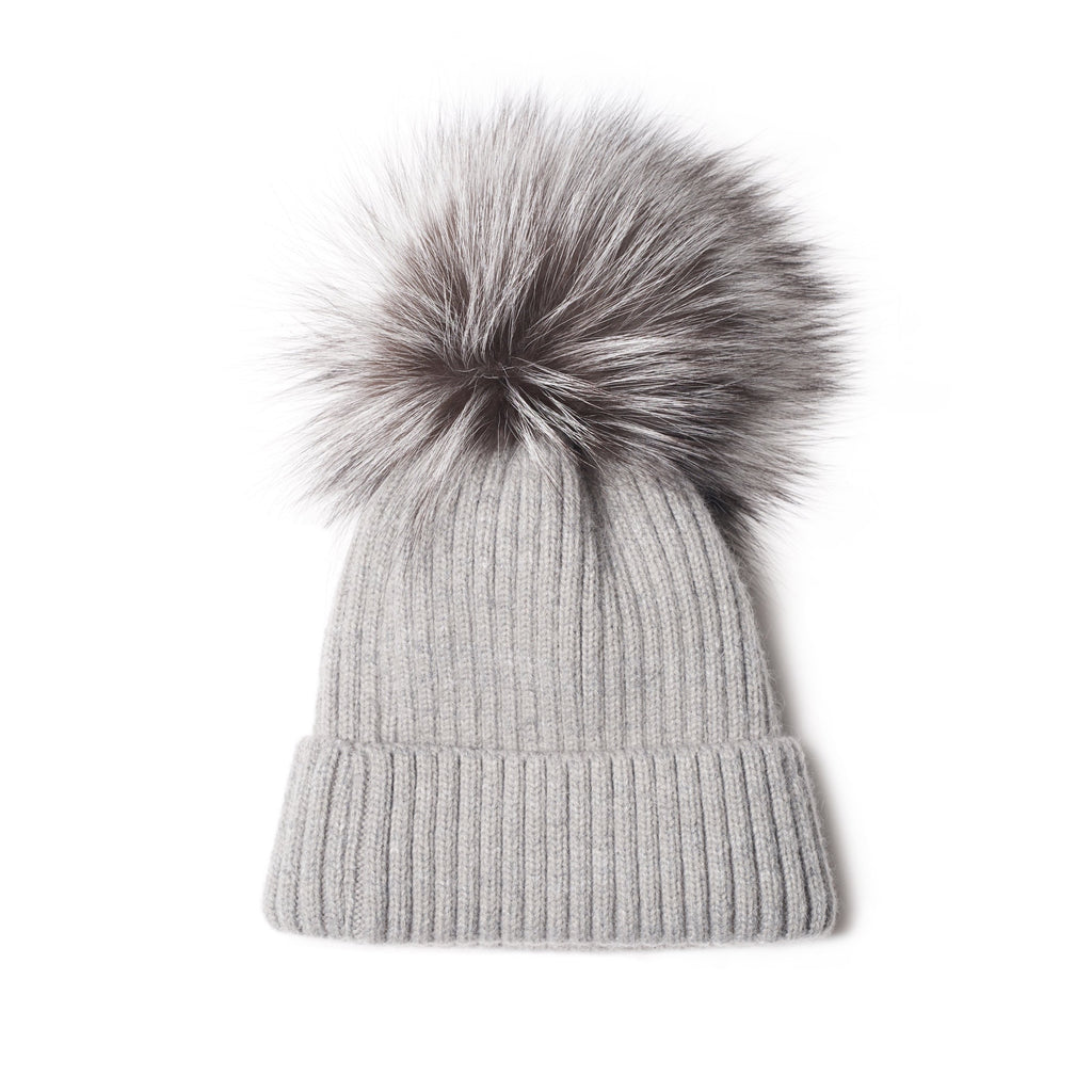 The Alisa Tuque in Grey
