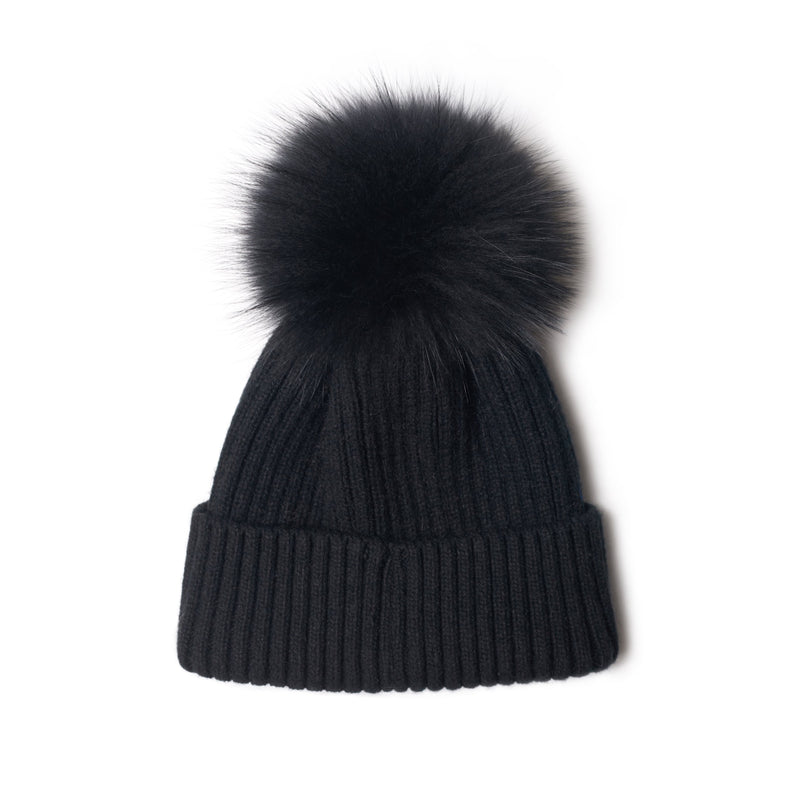 The Alisa Tuque in Black