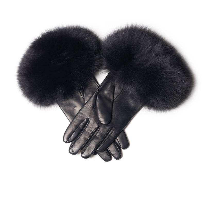 The Emmy Gloves in Black