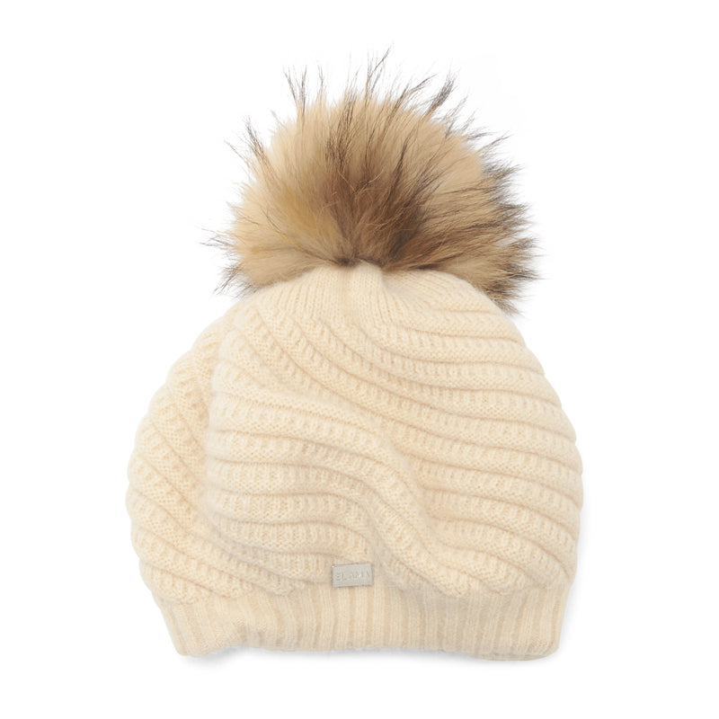 The Bellini Tuque in Ivory