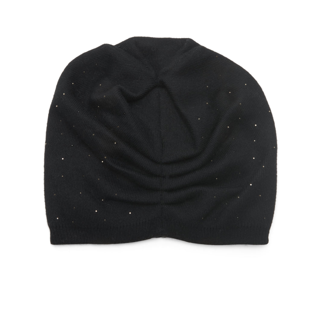 The Sky Beanie in Black