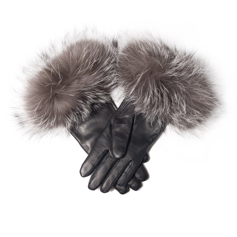 The Emmy Gloves in Grey