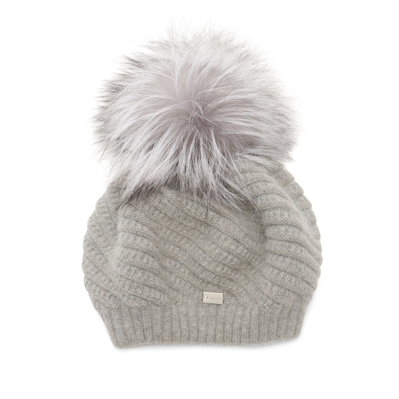 The Bellini Tuque in Grey