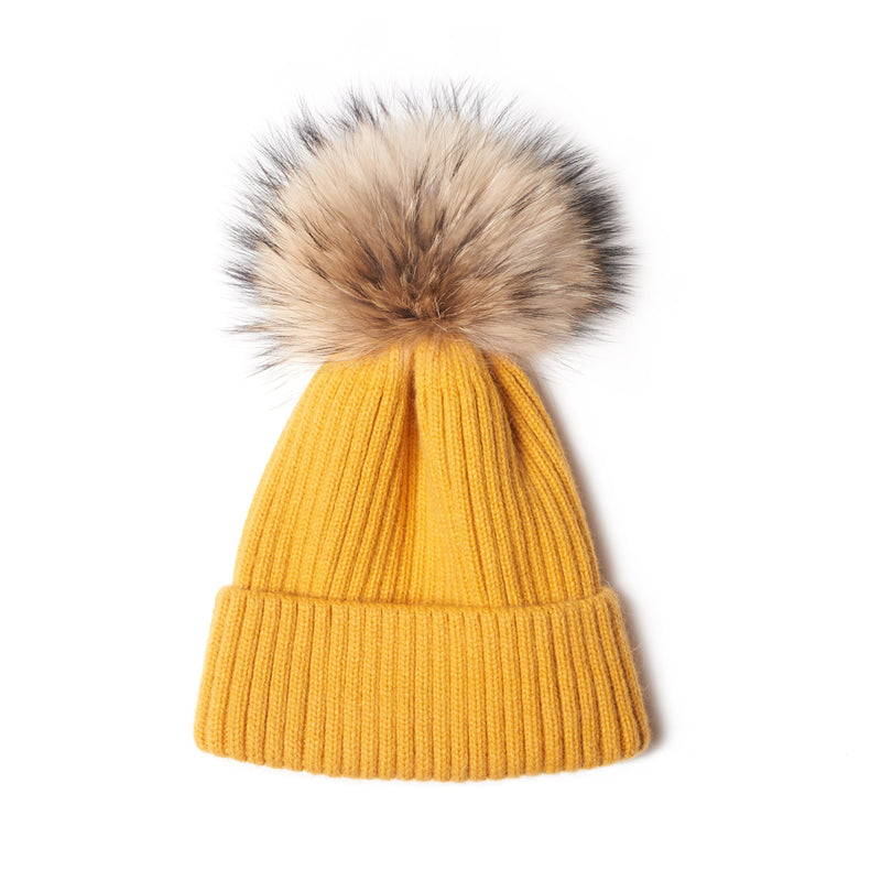 The Alisa Tuque in Yellow