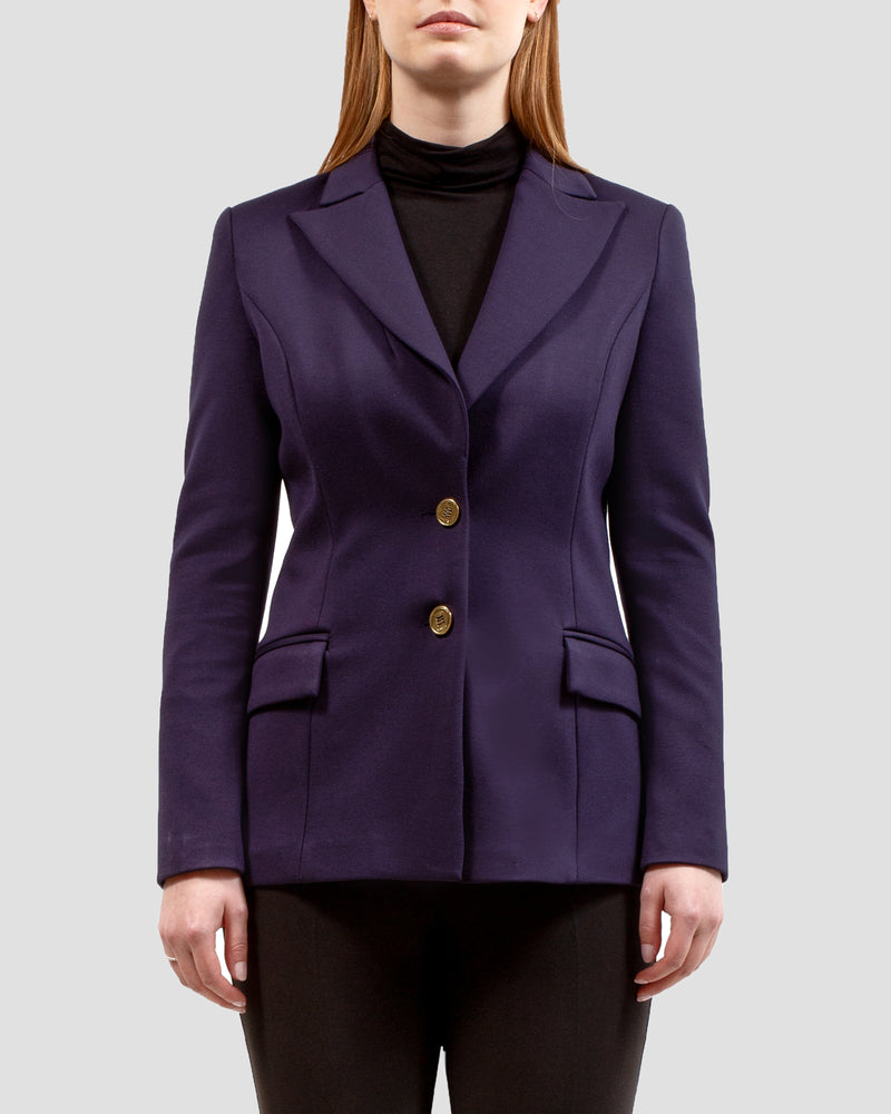 The COCO Blazer in Navy