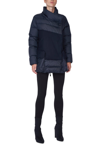 Ivy Navy Coat