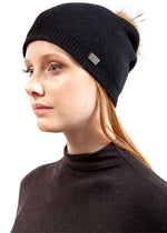 The Alex Beanie in Black