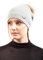 The Alex Beanie in Grey