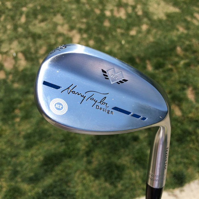 HT Series 305 Blue Series Wedge - Chrome Finish - Available Lofts 52°, 54°, 56°, 58°, 60°