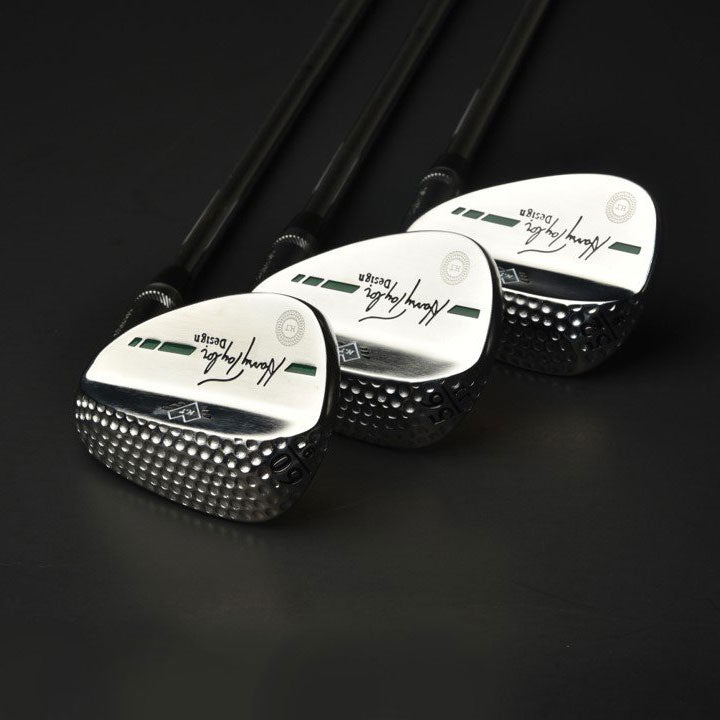 HT Series 305 Green Traditional Dimple Series Wedge - Available Lofts 52°, 56°, 60°
