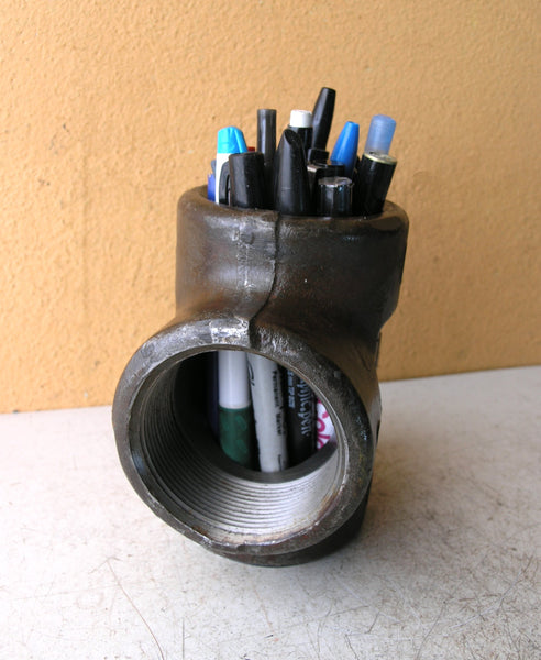 unique pen cup for office