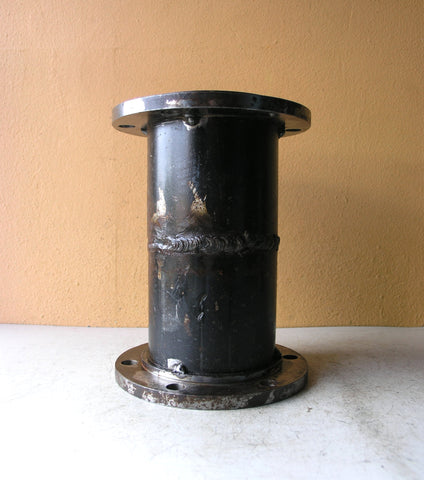 modern style industrial table vase