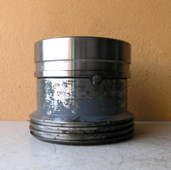 pencil holder recycled salvaged steel