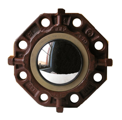 Steampunk wall mirror - PaulaArt