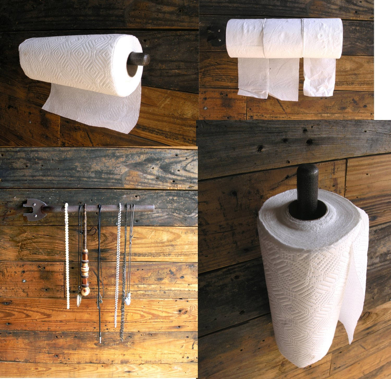 wall mount towel holder - PaulaArt