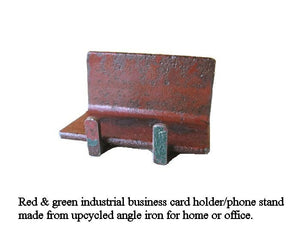 Metal Card Holder or Smarphone Stand