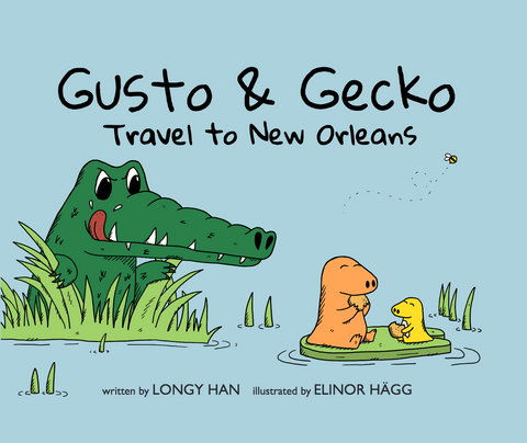 Gusto & Gecko Travel to New Orleans
