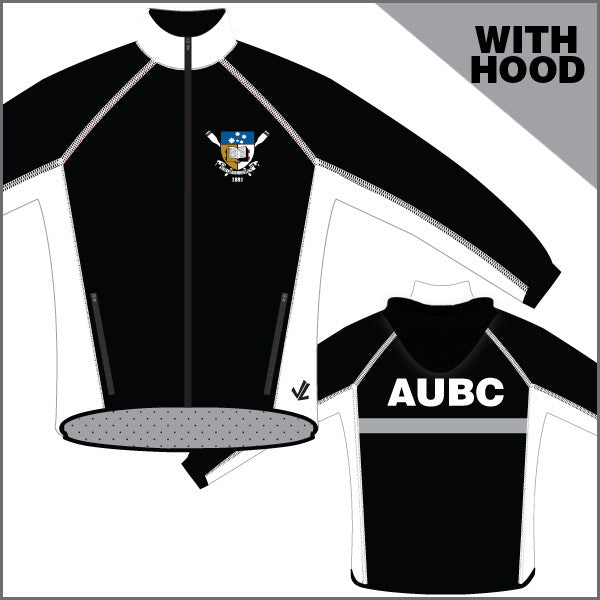 AUBC Regatta Jacket with Hood