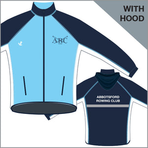 Abbotsford RC Unisex Regatta Jacket with Hood