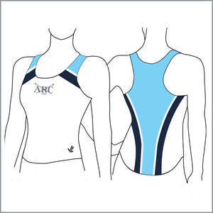 Abbotsford RC Unitank Women - Racer Back