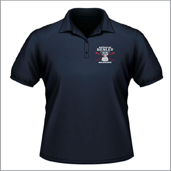 AUS Henley Polo Men