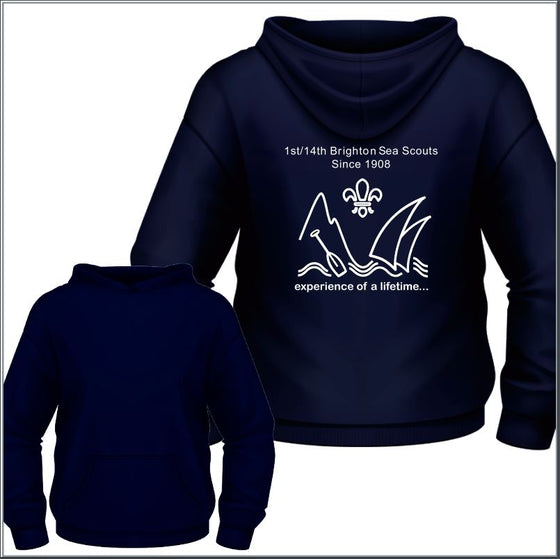 Brighton Sea Scouts Pullover Hoodie