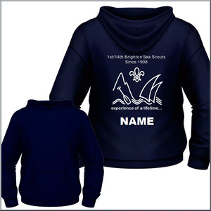 Brighton Sea Scouts Pullover Hoodie - Individual Name