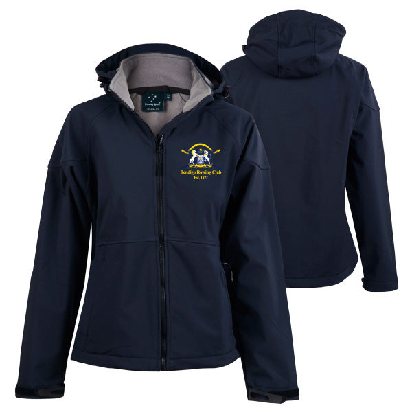 Bendigo RC Softshell Jacket Women