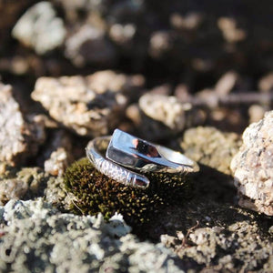 Strokeside Design Rowing Handmade Oar Ring