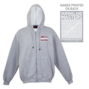 QLD State Masters Champs Zip Hoodie