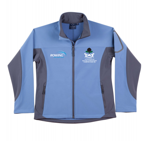 NSW Masters State Team Softshell Jacket Women
