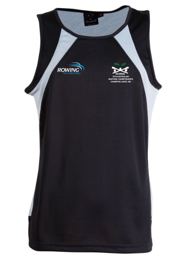 NSW Masters State Team Singlet Men
