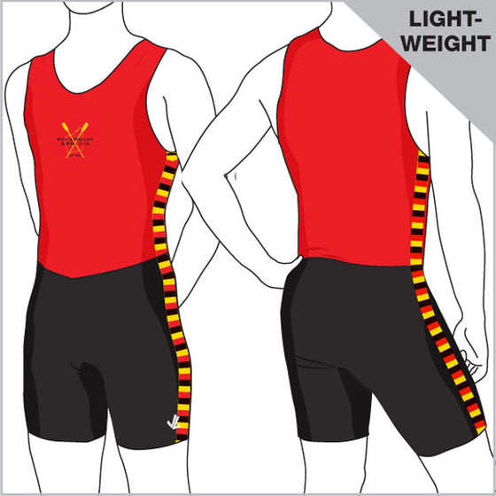 WARC Lightweight Racing Unisuit Men