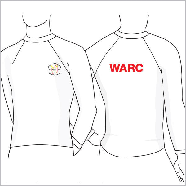 WARC Unisex Long Sleeve UVP Top