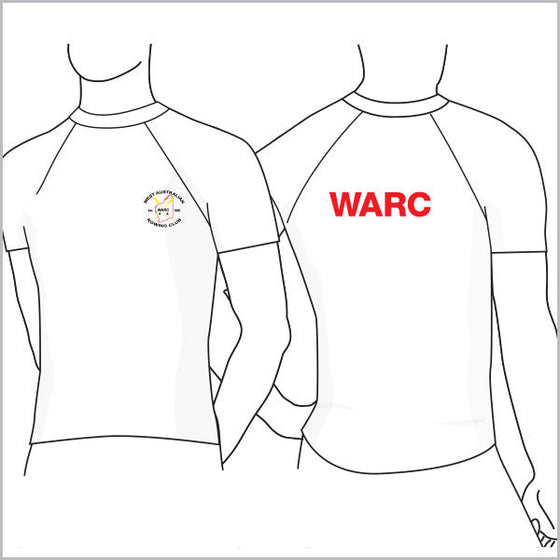 WARC Unisex Short Sleeve UVP Top