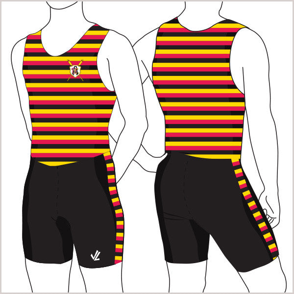 Adelaide RC Racing Unisuit - Men