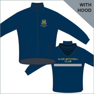 Alan Mitchell Unisex Regatta Jacket w hood