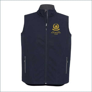 Alan Mitchell Softshell Vest - Men