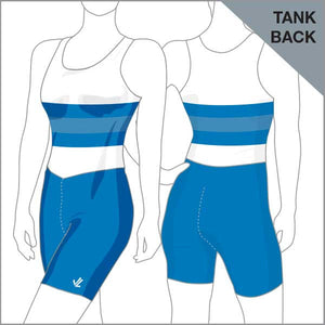 ANUBC Racing Unisuit Women - Tank Back