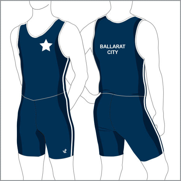 Ballarat City RC Unisuit Men