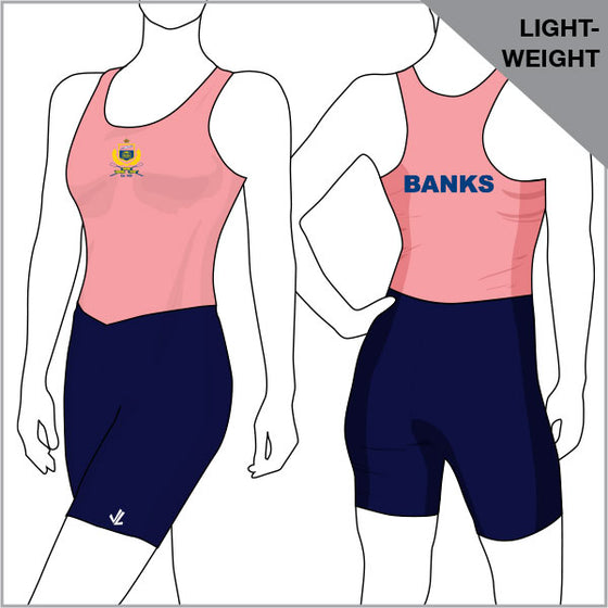 Banks Lightweight Racing Unisuit Women
