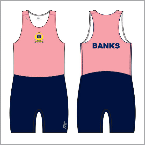 Banks 776BC Racing Unisuit Men