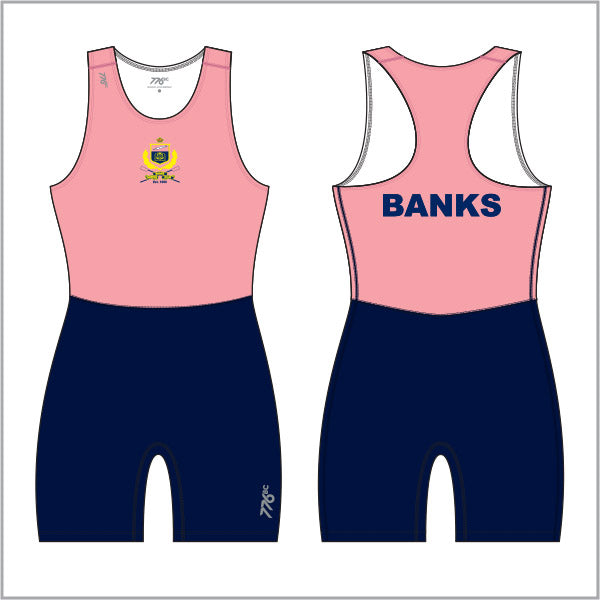 Banks 776BC Racing Unisuit Women