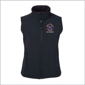 Bunbury Soft Shell Vest - Women