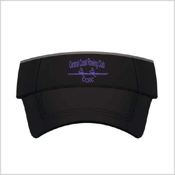 Central Coast Microfibre Visor