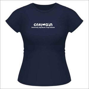 Coxswain Definition - Womens T Shirt